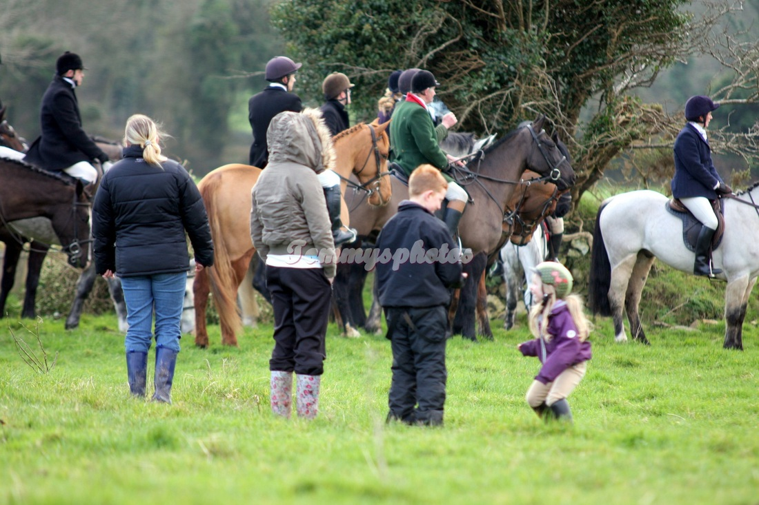 Kill / South Tipp meet - Tommy's Photo's Gymkhana Wexford
